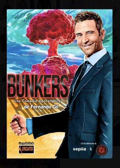 BUNKERS Una comedia Apocalíptica. Cía. Circeater